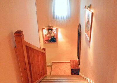 Escaleras planta 2 hotel el verdenal 2.1
