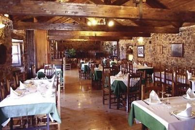 Interior del restaurante 4